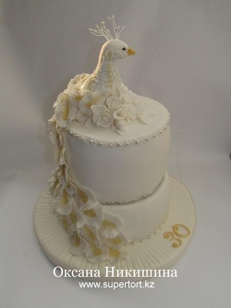 Торт Райская птица