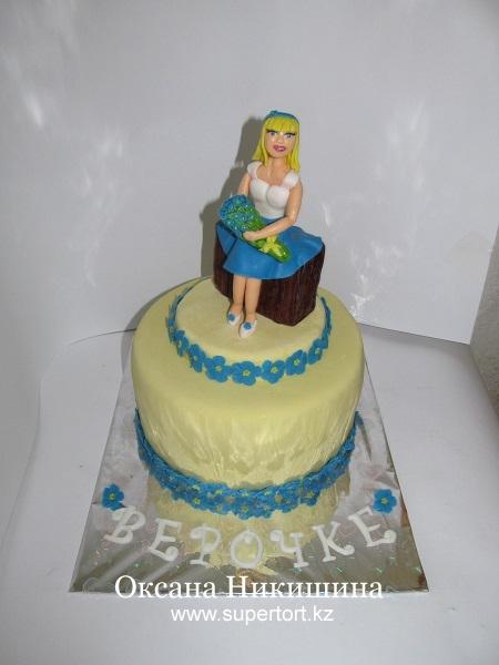 Торт для Верочки
