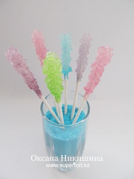 Сахарные палочки