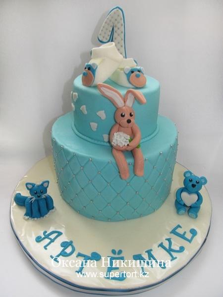 Торт С днем рождения, малыш!