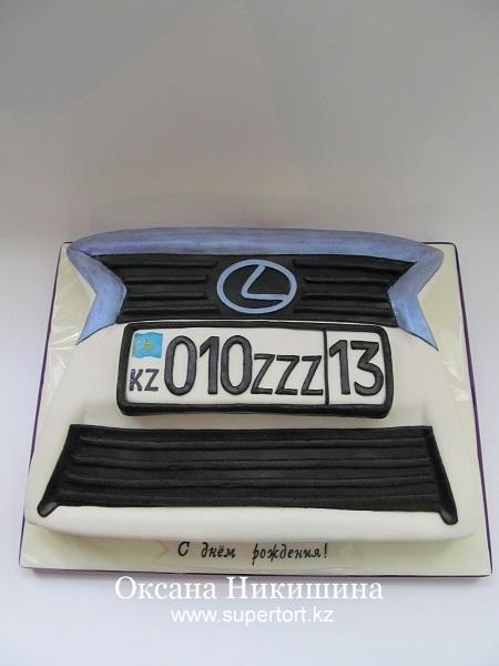Торт Подарок брату