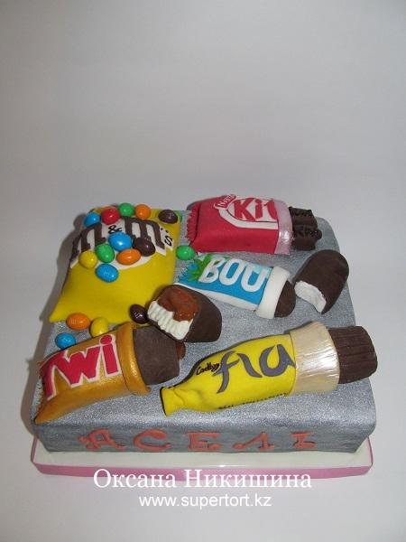 Торт Шоколадки