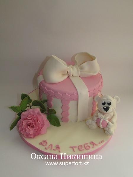 Торт Всё для тебя