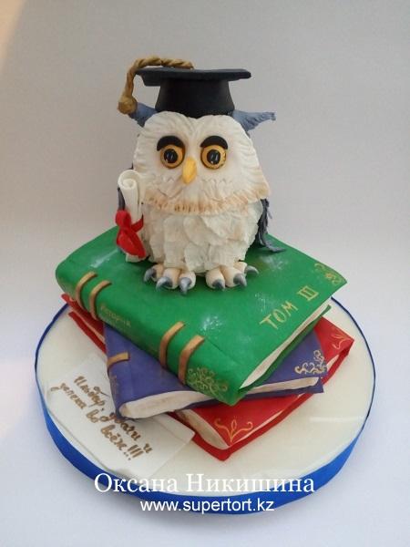 Торт Мудрость и знания