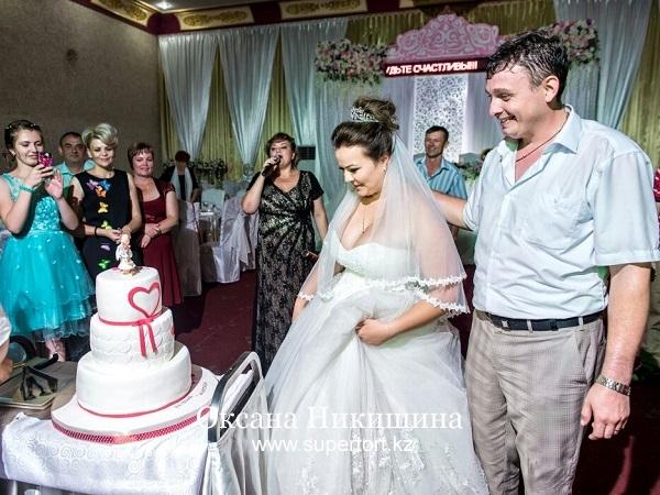 Свадьба Вячеслава и Анастасии