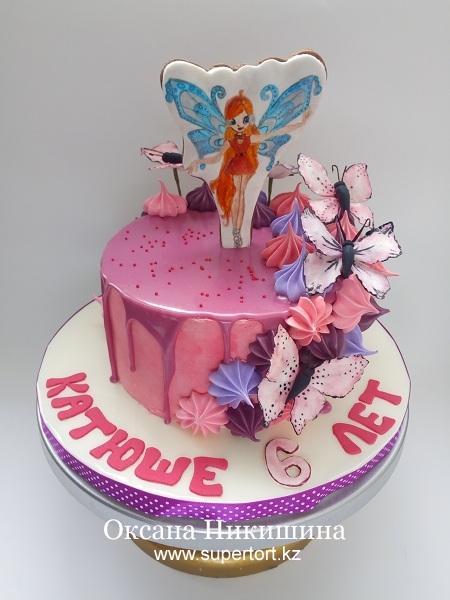 """Торт """"Маленькая фея"""""""