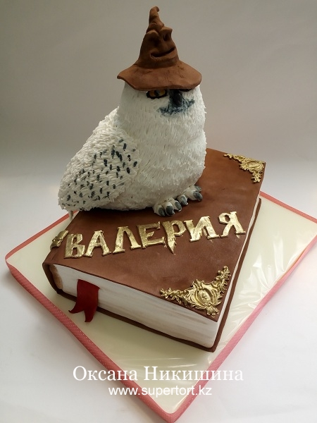 "Торт ""Книга желаний"""