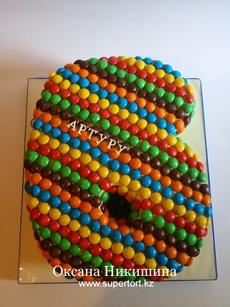 """Торт """"МиМ много не бывает"""""""