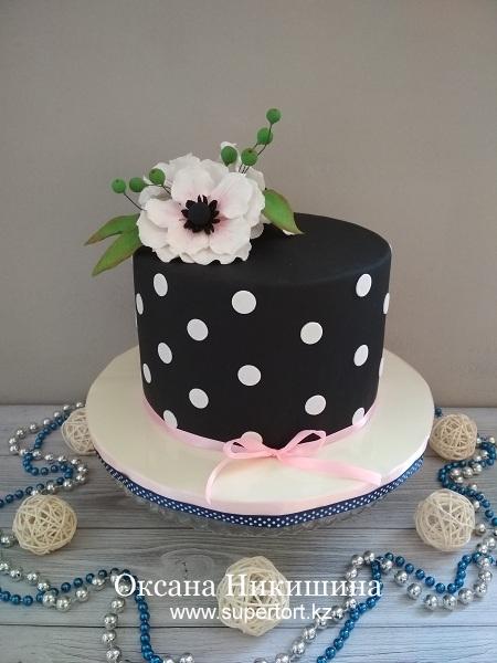 """Торт """"Строгая нежность"""""""