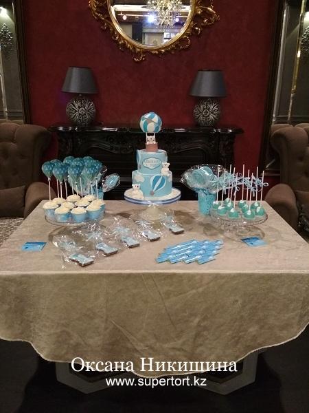 Candy bar «Воздушный шар»