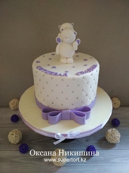 Торт «Любовь.Ситцевая свадьба»