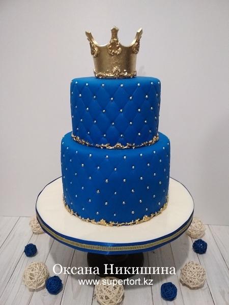 """Торт """"Мой король"""""""
