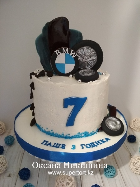 """Торт """"Паше 3 года"""""""