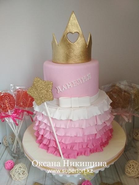 """Candy bar """"Принцесса Данелия"""""""