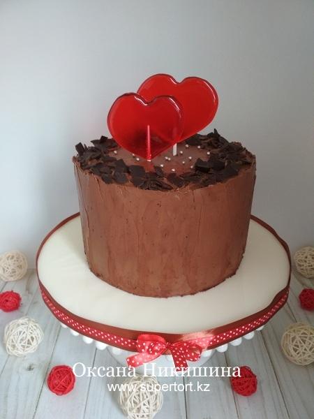 """Торт """"О любви"""""""