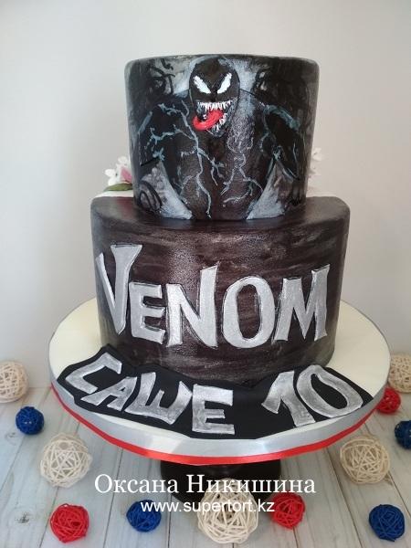 """Торт """"Venom"""""""
