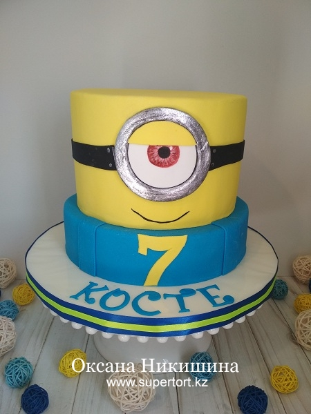"Торт ""Миньон"""